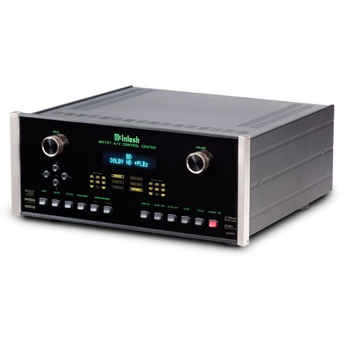 View Larger Image of MX121 7.1-Channel Home Theater Processor AV Control Center (Black)