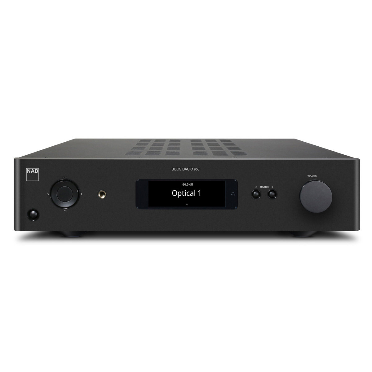 View Larger Image of C 658 DAC BluOS Streaming DAC