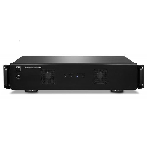 View Larger Image of CI 980 Multi-Channel Amplifier