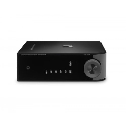 View Larger Image of D 3020 Hybrid Digital Amplifier with aptX Bluetooth (Black)