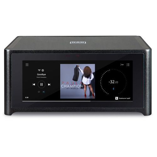View Larger Image of M10 BluOS Streaming Amplifier