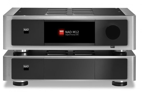 View Larger Image of M22 Hybrid Digital Power Amplifier