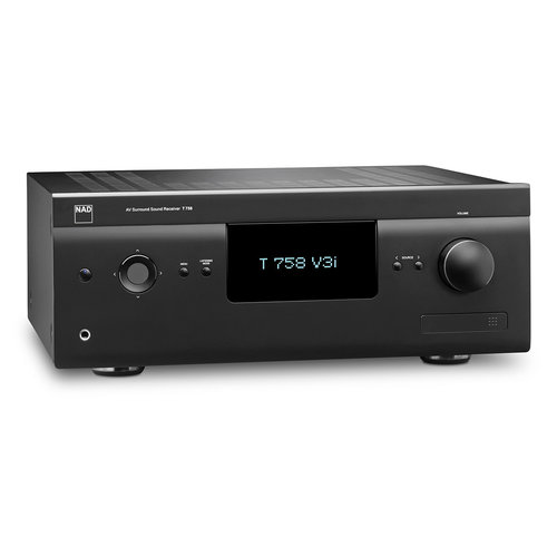 View Larger Image of T 758 V3i Home Theater AV Receiver with Dolby Atmos and AirPlay 2 Integration