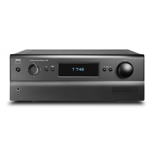 View Larger Image of T748V2 7.1 Channel 3D AV Surround Sound Receiver With Zone 2 Capability