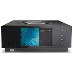 Uniti Atom Compact All-In-One Integrated Amplifier and Music Player