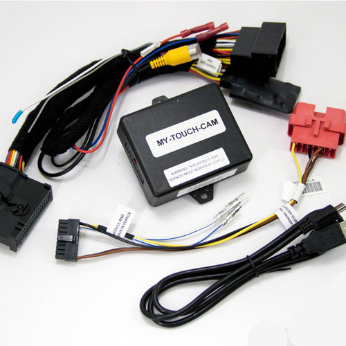 View Larger Image of NTV-KIT391 Ford MyTouch Add-On Backup Camera Interface for Select Vehicles