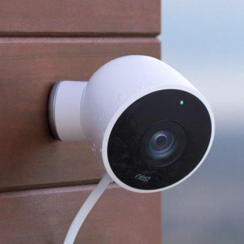 View Larger Image of 3 Megapixel Wireless Network Camera for Outdoors