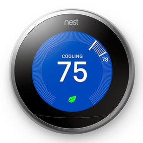Smart Learning Thermostat