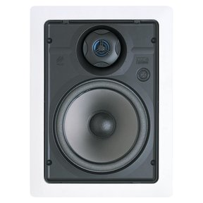 "MP6R 6.5"" 2-Way Multipurpose In-Wall Loudspeaker with Bracket Kit - Pair (White)"