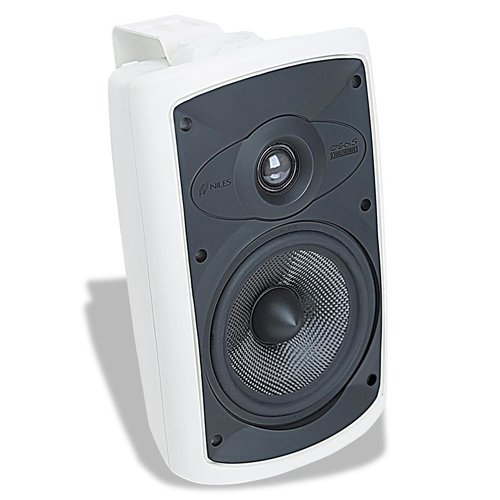 "View Larger Image of OS6.5 6"" 2-Way High Performance Indoor/Outdoor Loudspeakers - Pair"