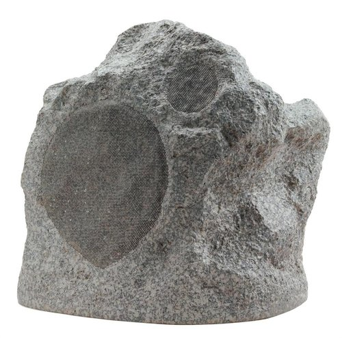 """View Larger Image of RS5PRO 5"""" Two-Way WeatherProof Rock Speaker - Each (Speckled Granite)"""