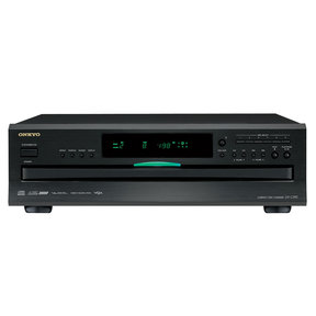 DX-C390 6-Disc Carousel CD Changer