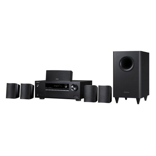View Larger Image of HT-S3800 5.1 Channel Home Theater Receiver & Speaker Package