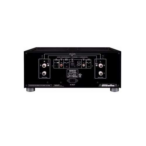 View Larger Image of M-5000R Reference Series Power Amplifier