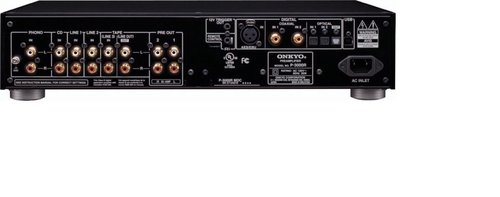 View Larger Image of P3000R Reference Hi-Fi Preamplifier (Black)