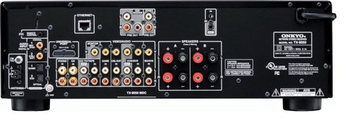 View Larger Image of TX-8050 Network Stereo Receiver