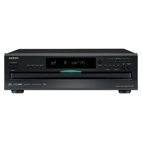 View Larger Image of TX-8140 Network Stereo Receiver with Built-In Wi-Fi & Bluetooth and DX-C390 6-Disc Carousel CD Player