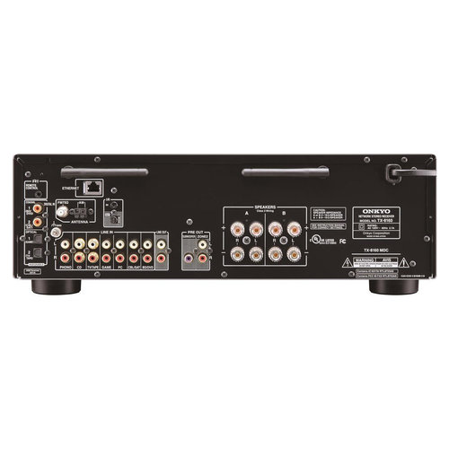 View Larger Image of TX-8160 Network Stereo Receiver