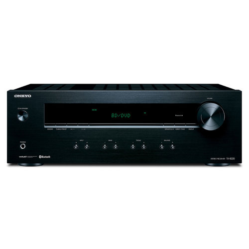 View Larger Image of TX-8220 Stereo Receiver with Built-In Bluetooth
