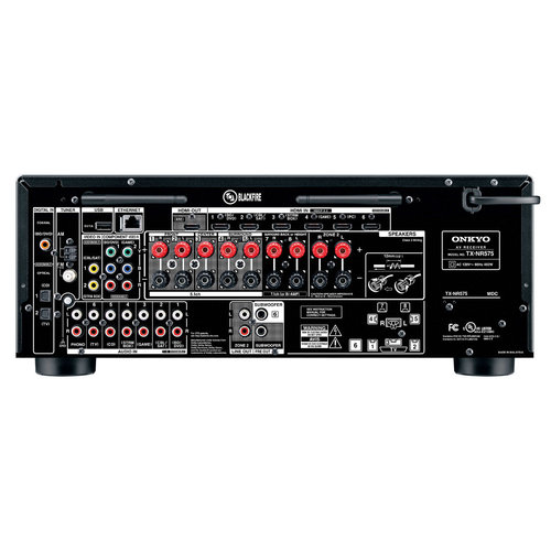 View Larger Image of TX-NR575 7.2-Channel Network A/V Receiver