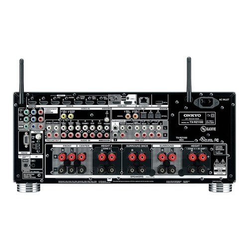 View Larger Image of TX-RZ1100 9.2 Channel Network A/V Receiver