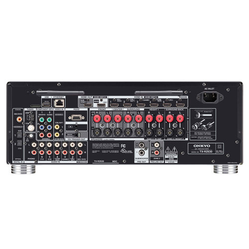View Larger Image of TX-RZ630 9.2-Channel Network AV Receiver