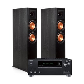 TX-RZ630 9.2-Channel Receiver with Klipsch RP-6000F Reference Premiere Floorstanding Speakers - Pair (Ebony)