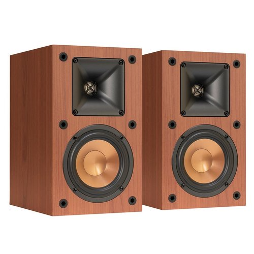 View Larger Image of TX-RZ710 7.2 Channel A/V Wireless Network Receiver with Klipsch R-14M Reference Monitor Speakers (Cherry)