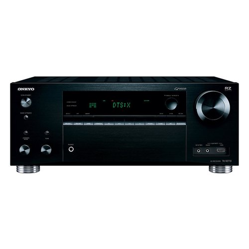 View Larger Image of TX-RZ710 7.2 Channel A/V Wireless Network Receiver with RP-160M Reference Premiere Monitor Speakers (Piano Black)