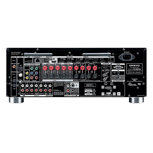 View Larger Image of TX-RZ710 7.2 Channel Network A/V Receiver with Klipsch R26F 3.1 Reference Home Theater Package