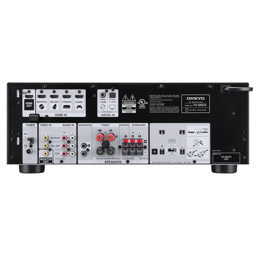View Larger Image of TX-SR373 5.2 Channel A/V Receiver