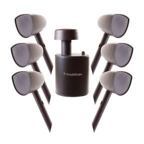 AS4.1 Acoustic Landscape Hi-Fi Outdoor Audio System with Speaker Expansion Pack