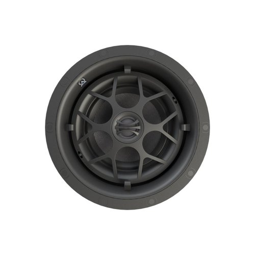 View Larger Image of D66 Director Fully Pivoting 2-Way In Ceiling Speaker - Each (Black)