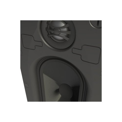 "View Larger Image of SWM12400 Composer C64 4x8"" Rectangular In-Wall 2-Way Speaker - Each (Black)"