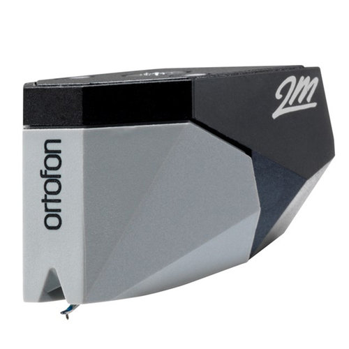 View Larger Image of 2M 78 Moving Magnet Cartridge (Black/Silver)