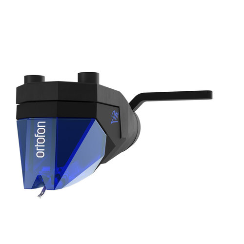 View Larger Image of 2M Blue Plug-and-Play Moving Magnet Cartridge MK II (Blue)