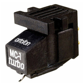 MC-1 Turbo Moving Coil (Black)