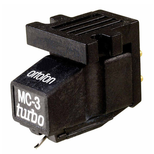View Larger Image of MC-3 Turbo Moving Coil (Black)