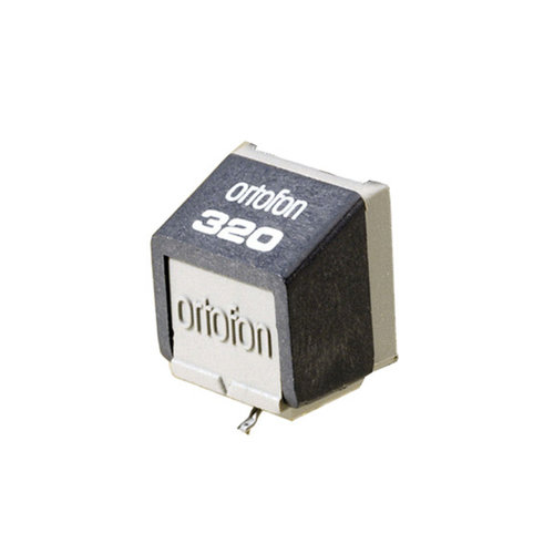View Larger Image of Stylus 320 Replacement Stylus (Black/Gray)