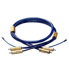 Tonearm RCA Male to RCA Male Cable - 3.93 (1.2m)