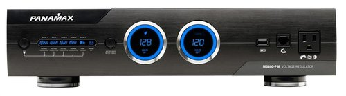 View Larger Image of M5400-PM 11 Outlet Home Theater Power Conditioner