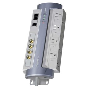 M8-AV Hi-Definition 8 Outlet Surge Protector