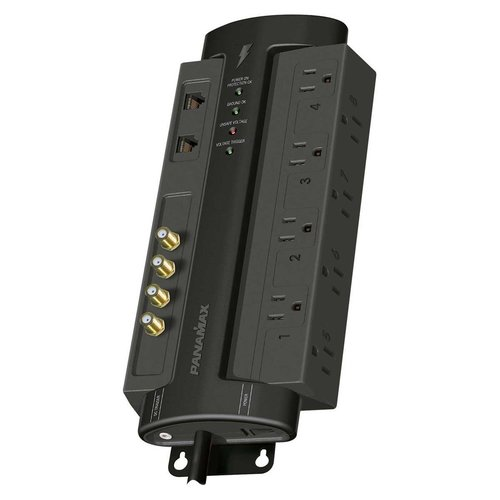 View Larger Image of M8-AV-PRO Hi-Definition 8 Outlet Surge Protector
