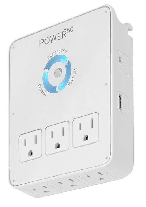 View Larger Image of Power360 Power Adapter Dock With USB Charging