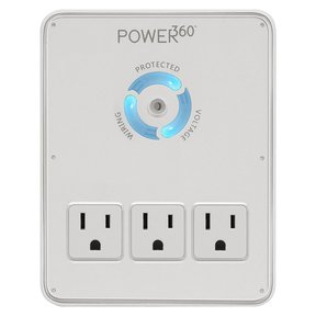 Power360 Power Adapter Dock With USB Charging