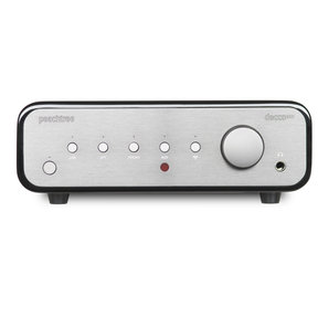 decco125 SKY Integrated Amplifier with Wireless Network Input Capability (Piano Black)