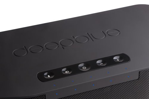 View Larger Image of deepblue2 Bluetooth Wireless Speaker System (Black)