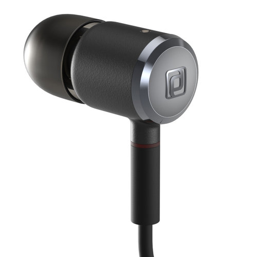 View Larger Image of Magnesium In-Ear Headphones with 96% Magnesium Alloy Diaphragm (Black)