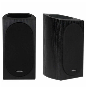 SP-BS22A-LR Compact Speakers for Dolby Atmos - Pair (Black)