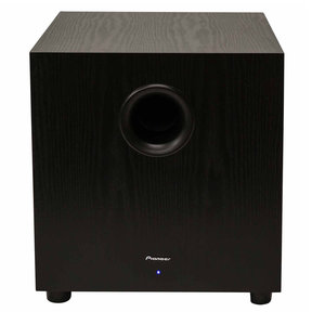 SW-10 400W Powered Subwoofer (Black)